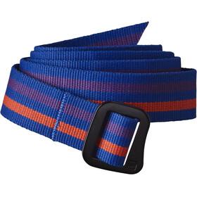 Patagonia Friction Belt fitzroy belt stripe: andes blue